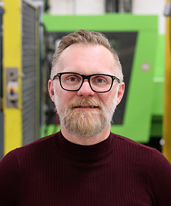 Henrik Welin Produktionschef