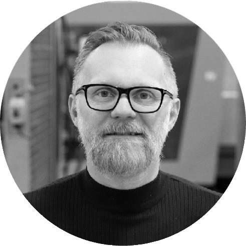Henrik Welin, Produktionschef - Mälarplast AB
